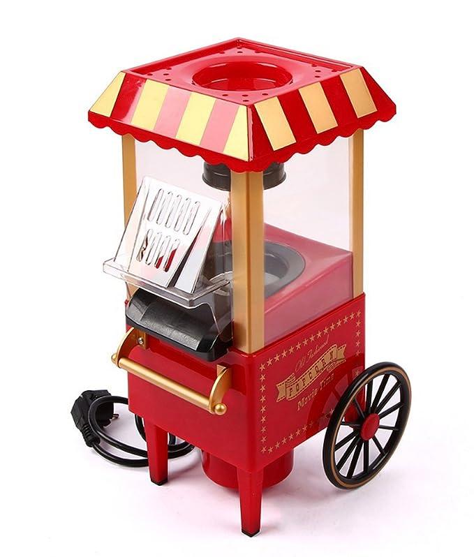 Compra Silicone Gold SG3066 Maquina de Palomitas, Rojo, 48x24x24 cm en Amazon.es