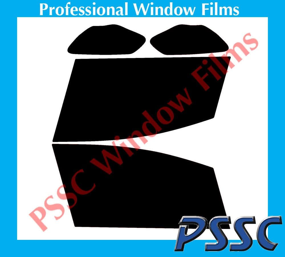 PSSC Pre Cut Front Car Window Films for Honda Jazz 2009 to 2016 70/% Very Light Tint