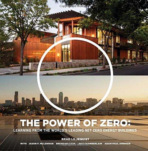 The Power of Zero: Learning from the World's First Net Zero Energy Buildings