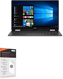 Screen Protector for Dell XPS 13 2-in-1 (9365) (Screen Protector by BoxWave) - ClearTouch Anti-Glare (2-Pack), Anti-Fingerprint Matte Film Skin for Dell XPS 13 2-in-1 (9365)