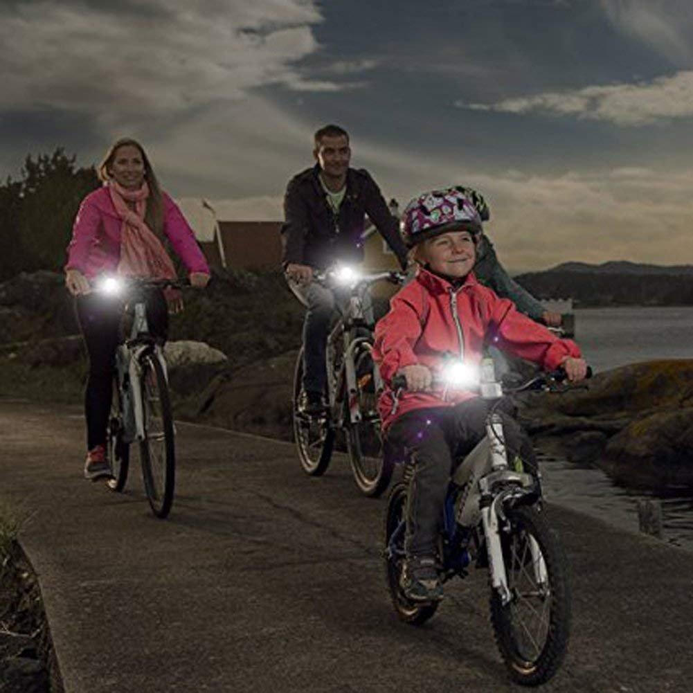 SLZXC, Luce Anteriore e Posteriore, 2400 Lumen, 2 luci LED LED LED per Mountain Bike per Guida Notturna, Faro Ricaricabile e Luce Posteriore per Bici da Strada, Accessori per Bambini e Adulti   On-line    Nuovo Prodotto 2019    Outlet Online Shop    Design ric be36dd