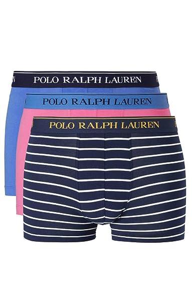 3 Sous Lauren Lot De Ralph Vêtement Boxers 6g7Ybfy