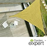 Garden EXPERT 16'x16'x23'Knitting Sun Shade Sail