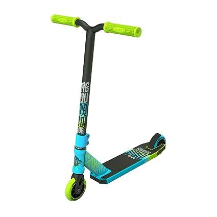 MADD Gear Kick Rascal Freestyle Stunt - Patinete, Azul Verde ...