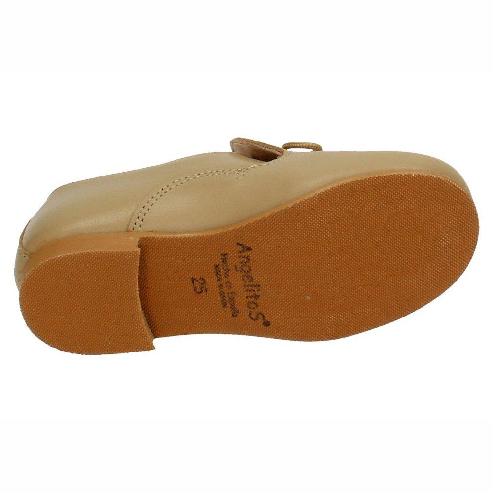 f4a87a02d98 ANGELITOS 1393 Mocasines DE Piel NIÑO Zapatos MOCASÍN: Amazon.es: Zapatos y  complementos