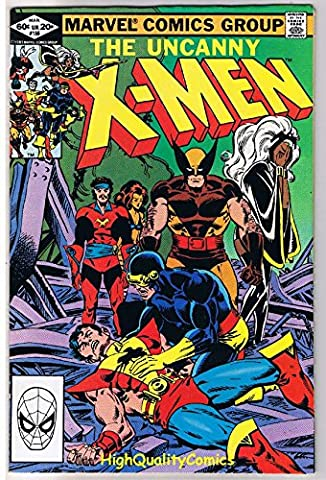 X-MEN #155, VF/NM, Wolverine, Chris Claremont, Uncanny, more in store (Uncanny Xmen 155)