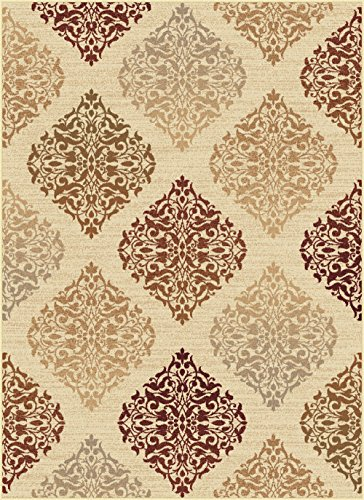 Beige Transitional Leaves - 8
