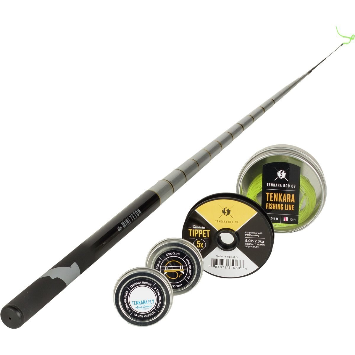 Tenkara Rod Co. The Mini Teton Package by Tenkara Rod Co.