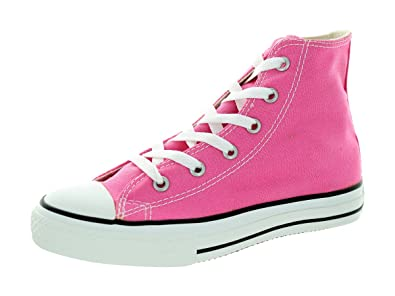 613b4a3c55ea69 Converse Girls Chuck Taylor All Star Pink Sneaker - 2