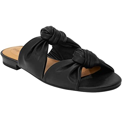 5b461aebb Comfortview The Jaclyn Sandal - Black