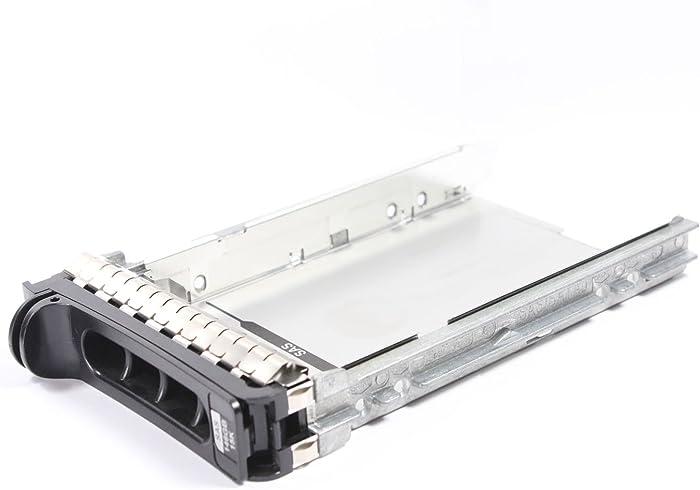 "3.5"" DELL Original SAS/SASTu Hard Drive Tray/Caddy for Dell Poweredge 2900 2950 2970 R905 R200 R300 R905 F9541 NF467"