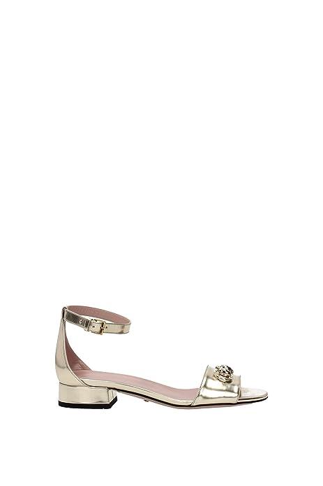 Sandali Gucci Donna - (338960BRK009605) EU  Amazon.it  Scarpe e borse ac8ac1846b10