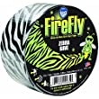 Intertape Polymer Group ZEB30 1.88-Inch by 10-Yard Fire Fly Zebra Glow in the Dark Duct Tape