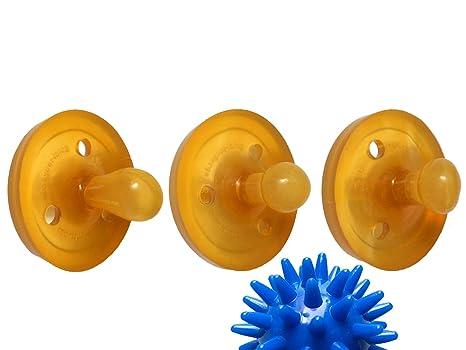 Goldi - Aspiradora de probier Pack tamaño 1 -- Forma Natural ...