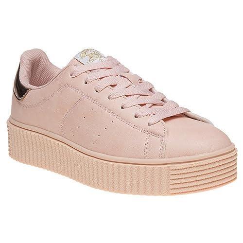 Xti 46987 Mujer Zapatillas Rosa
