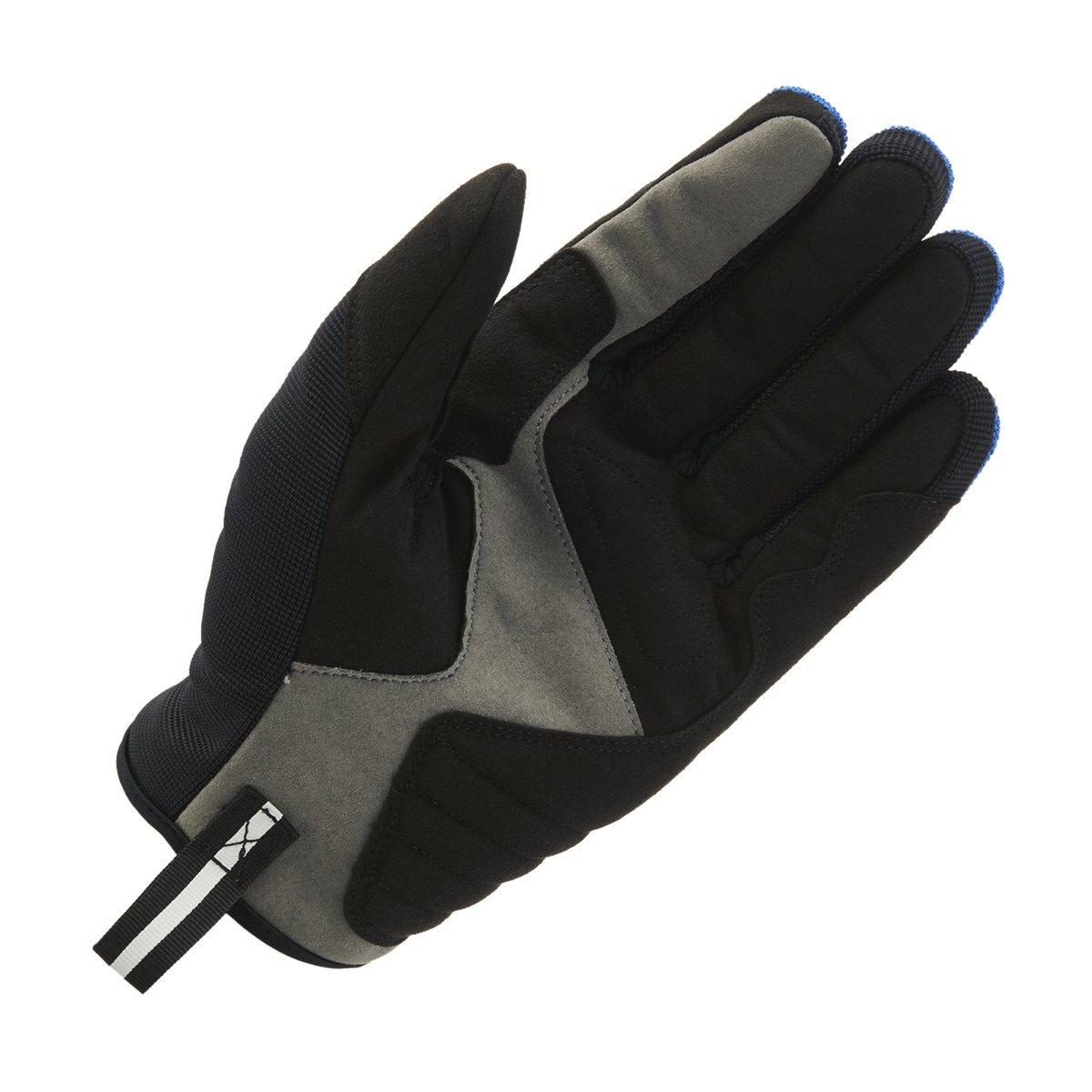 VESPA Sommerhandschuhe Textil Color Schwarz XL