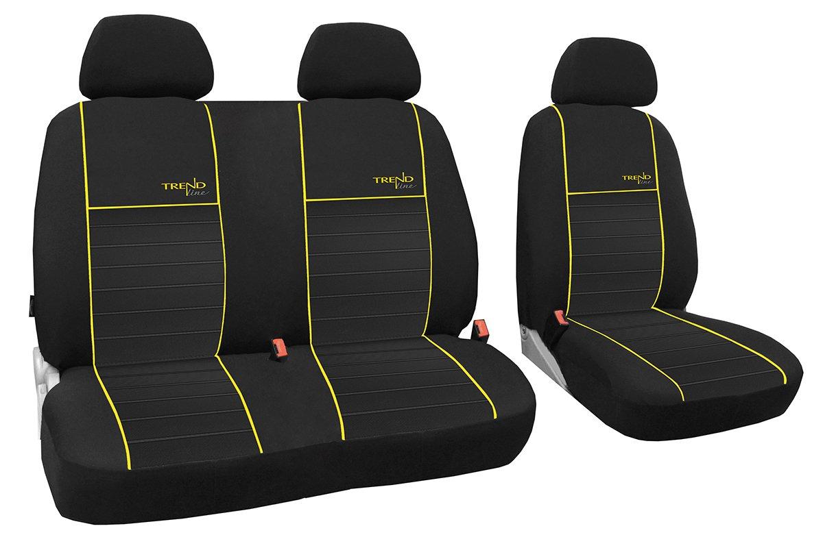 Trend Line Busbez/üge 1+2 Passend f/ür Peugeot Expert Zum Sonderpreis!! in Diesem Angebot Gelb in 6 Farben Bei Anderen Angeboten erh/ältlich