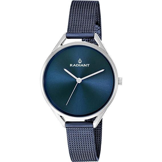 Reloj Radiant mujer Starlight Blue pulsera malla RA432212 [AB9302] - Modelo: RA432212