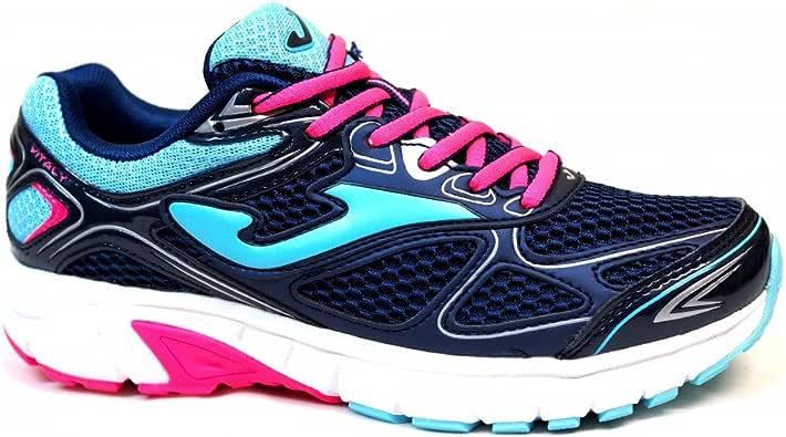 Zapatillas Joma VITALY Lady 803 Marino - Color - Marino, Talla - 39: Amazon.es: Zapatos y complementos