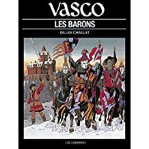 Vasco - tome 5 - Barons (Les) (French Edition)