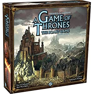 A Game of Thrones: The Board Game Second Edition - 61adBbeNpwL - A Game of Thrones Boardgame Second Edition