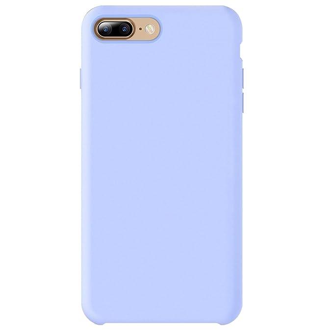 Amazon.com: iPhone 7 Plus Funda de TPU silicona Funda iPhone ...