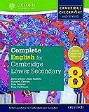 Complete English for Cambridge Sec 1 SB 8 (Cie Checkpoint)