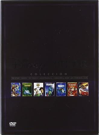 Pack Disney Pixar (Complete Collection) [DVD]: Amazon.es: Varios: Cine y Series TV