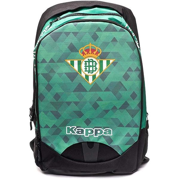 Kappa - Mochila Real Betis Balompié 2018/2019 - Jorhy - Azul ...