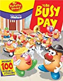 img - for Storytime Stickers: Mr. Potato Head: The Busy Day book / textbook / text book