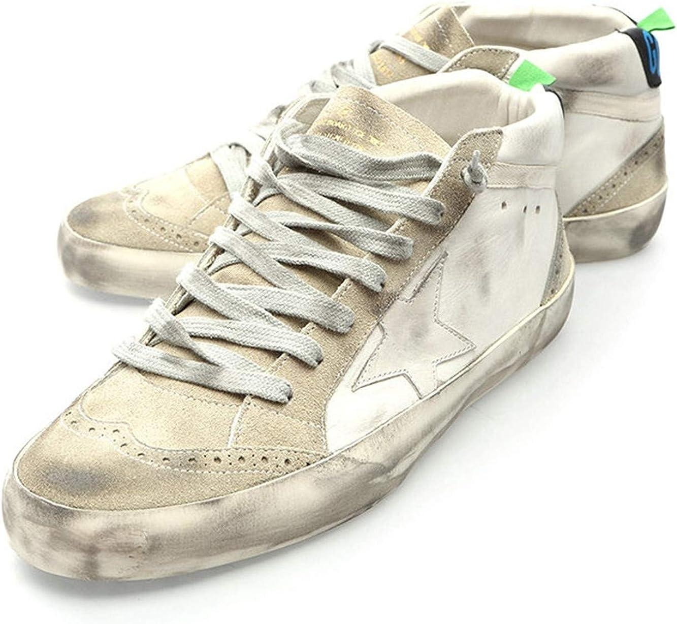 Golden Gooses Sneakers Luxury Fashion