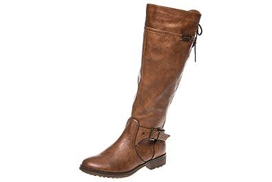 Mustang Shoes Damen Schuhe Stiefel 1265 511