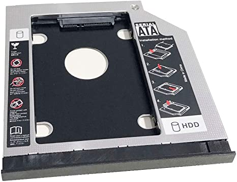Adaptador para Disco Duro SSD de 2ª generación con Marco óptico ...