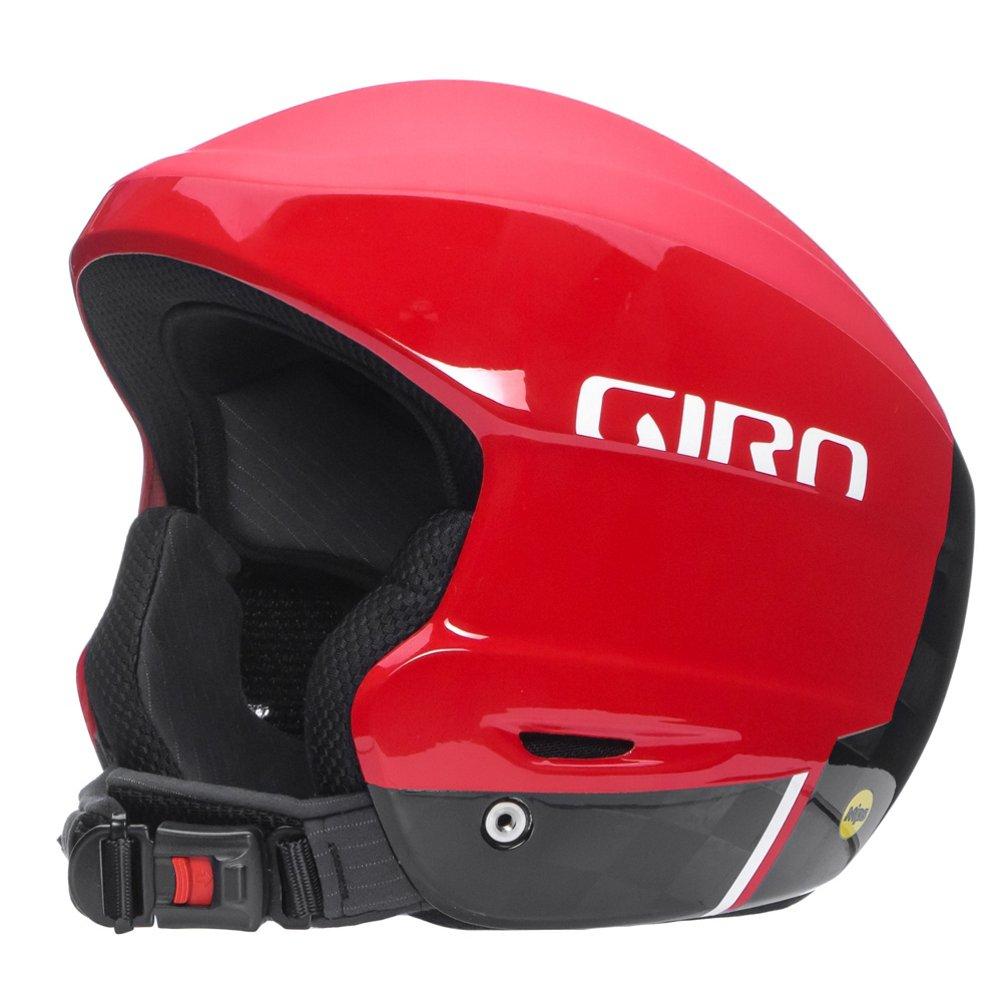 [ジロ] アバンス ミップス メンズ ヘルメット Matte 赤/Carbon AVANCE MIPS  Large