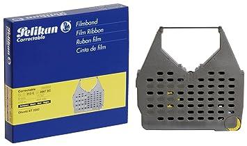 Pelikan 500934 - Cinta para Olivetti ET 2200Grupo 313 C, color negro: Amazon.es: Oficina y papelería