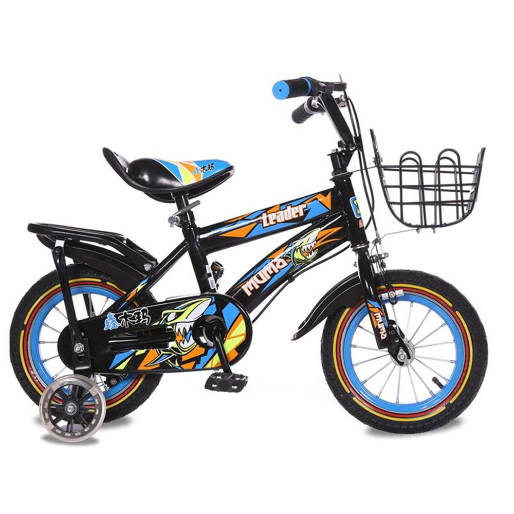 YANGFEI 子ども用自転車 ボーイズガールズバイクサイズ12
