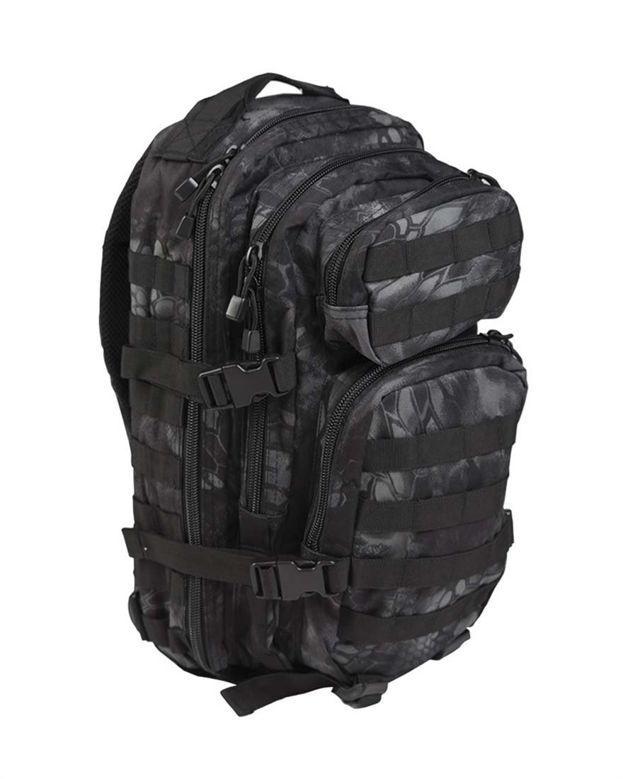 Mochila Miltec US Assault 36 Litros Mandra Night