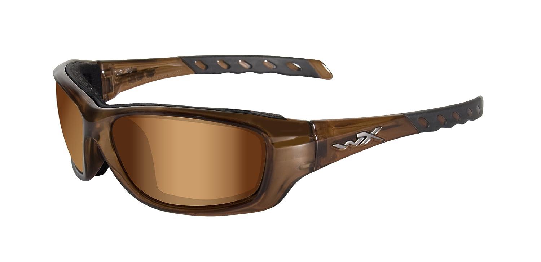 gem/äss EN.166 zertifiziert Wiley X Schutzbrille Nash