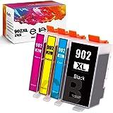 Amazon.com: LxTek - Cartuchos de tinta compatibles con ...
