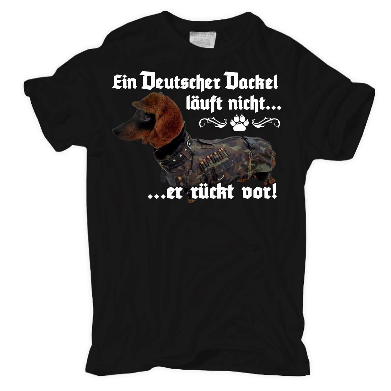 Ein deutscher dackel spruche