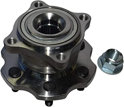 Driver or Passenger Side Left or Right Rear GSP 532003 Axle Bearing and Hub Assembly