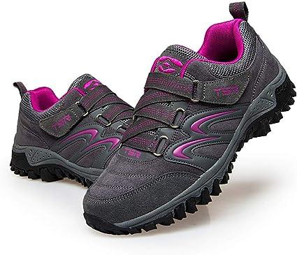 Zapatillas para Mujer, Zapatos de Senderismo para Hombre Zapatos ...