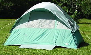 Texsport Cool Canyon 4 Person Square Dome Tent (Green/Gray 8-Feet & Amazon.com : Texsport Cool Canyon 4 Person Square Dome Tent (Green ...