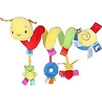 Pixnor Espiral actividades colgar juguetes del cochecito