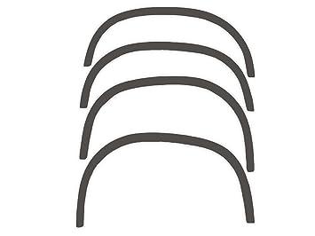 R.S.N. 520 para pintar, rueda arcos, Fender tapacubos extensiones, para óxido: Amazon.es: Coche y moto