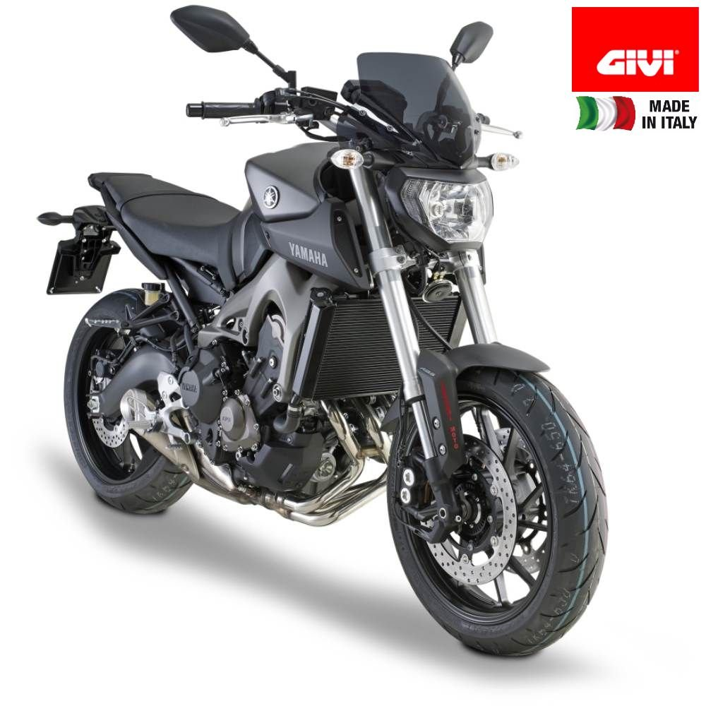 Cupolino Spoiler GIVI A2115 fum/è Yamaha MT-09 MT 09 2013