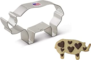 """product image for Ann Clark Cookie Cutters Rhino Cookie Cutter, 4.75"""""""