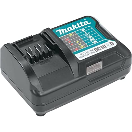 Amazon.com: Makita dc10wd cXT iones de litio Cargador, 12 V ...