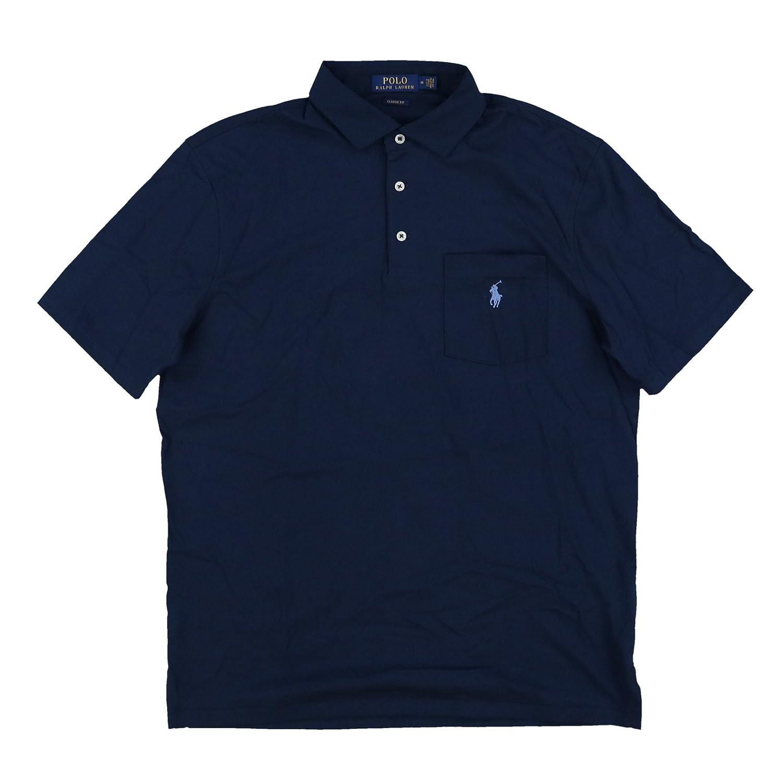 Polo Ralph Lauren Mens Interlock Pocket Polo Shirt At Amazon Mens