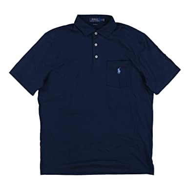 Polo Ralph Lauren Mens Interlock Pocket Polo Shirt At Amazon Men S